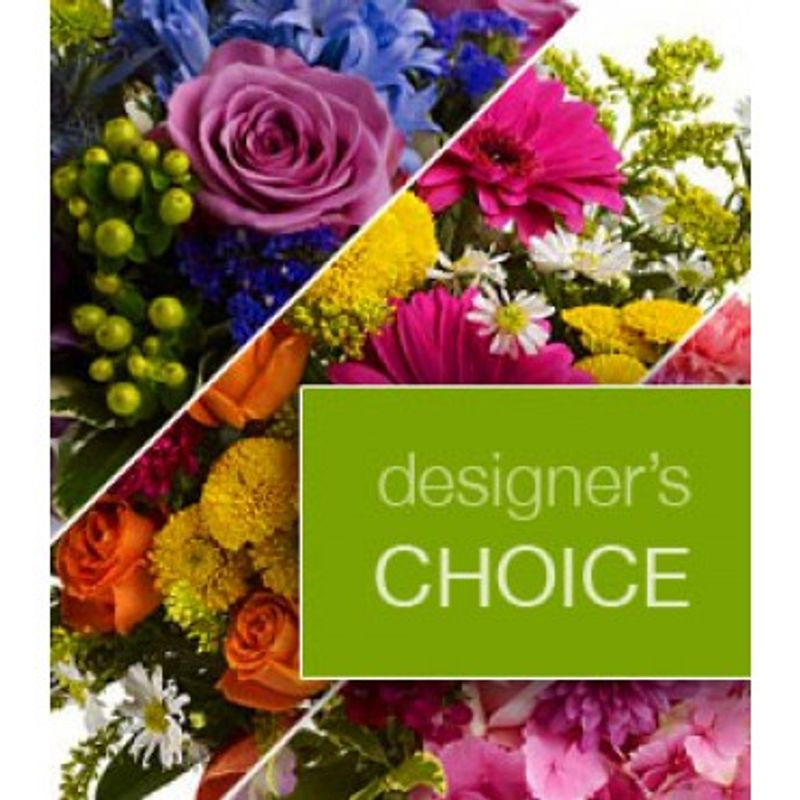 Designers choice vase arrangement click for more pricing options more views mightylinksfo