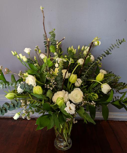 L Claremont vase arrangement  sc 1 st  Props Floral Design & L Claremont vase arrangement Halifax Florist: Props Floral Design ...