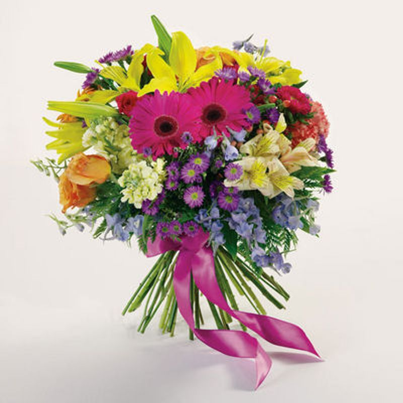 Presentation Bouquet Puhlman\'s Flower Shop - Carnege, PA 15106