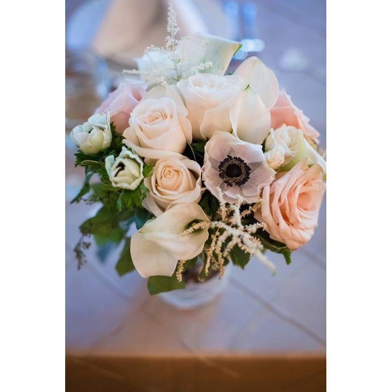 Spring Mix Wedding Bouquet River Grove Il Florist Quasthoffs Flowers