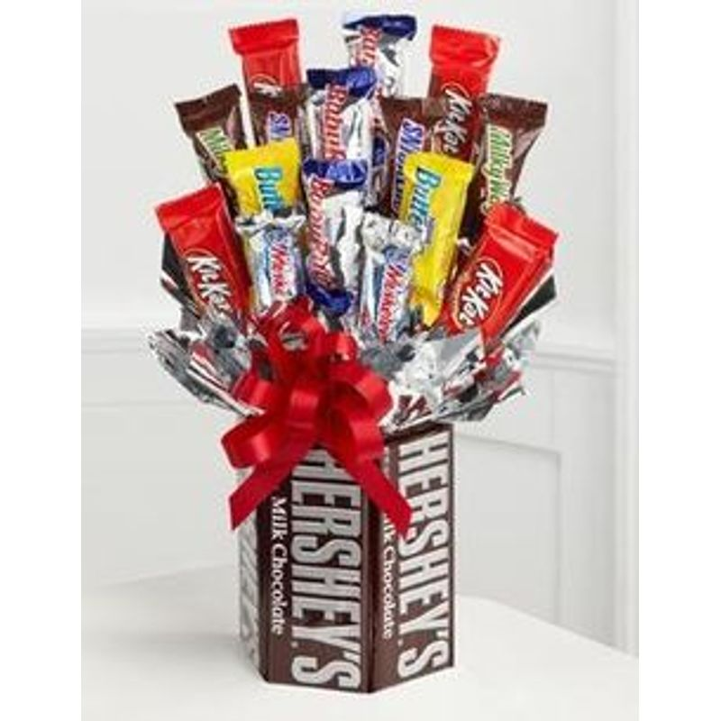Candy Bouquet Buckeye, Az | Rapid Roses Flower Shop, | Local Florist