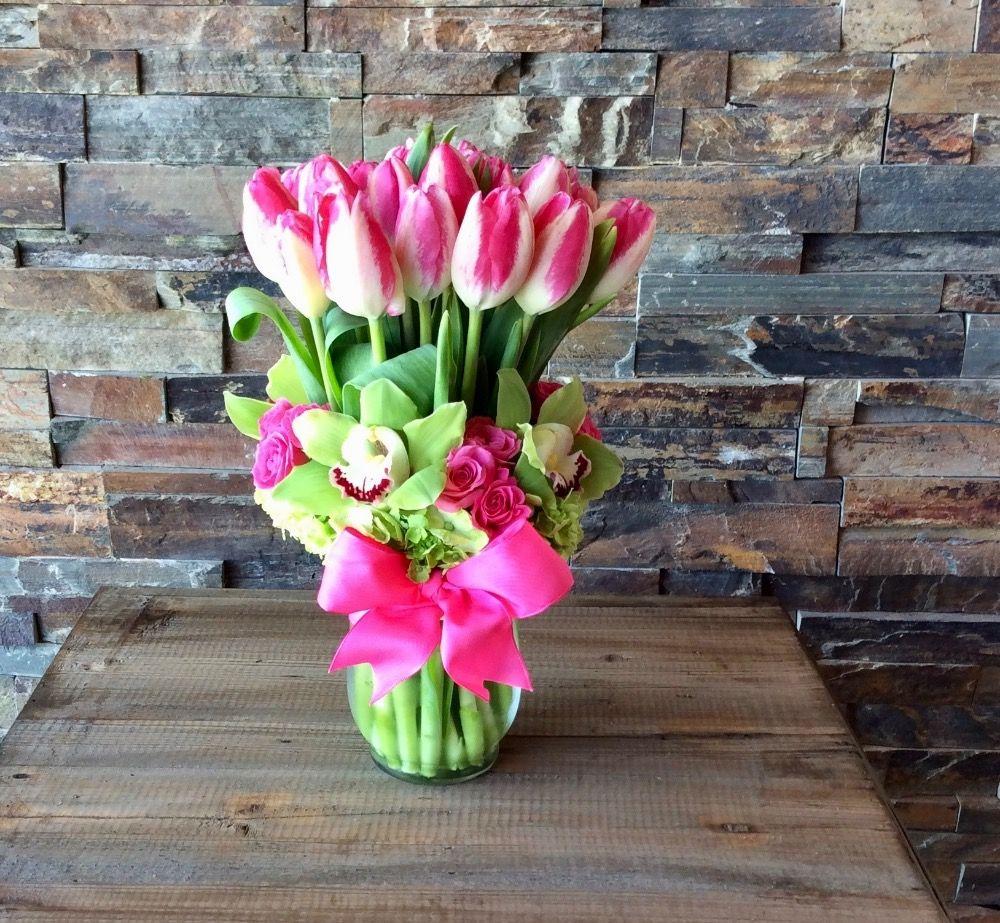 Fancy Tulips Best Local Florist In Redondo Beach Palos Verdes