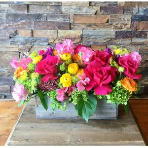 Springtime Long Low In Redondo Beach Ca Rolling Hills Flower Mart