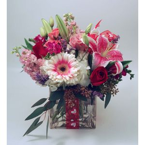 Love Squared in Chicago Illinois , Romance in Blooms, ltd