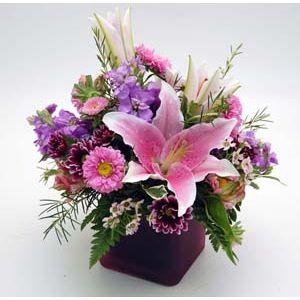 Pastel Petals in Chicago Illinois , Romance in Blooms, ltd