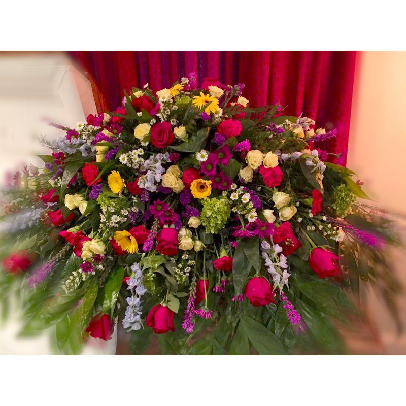 Beautiful Tribute Backyard Garden Florist Roseboro Nc