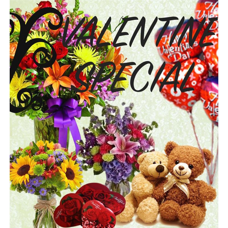 2018 Valentine Special Backyard Garden Florist Roseboro Nc