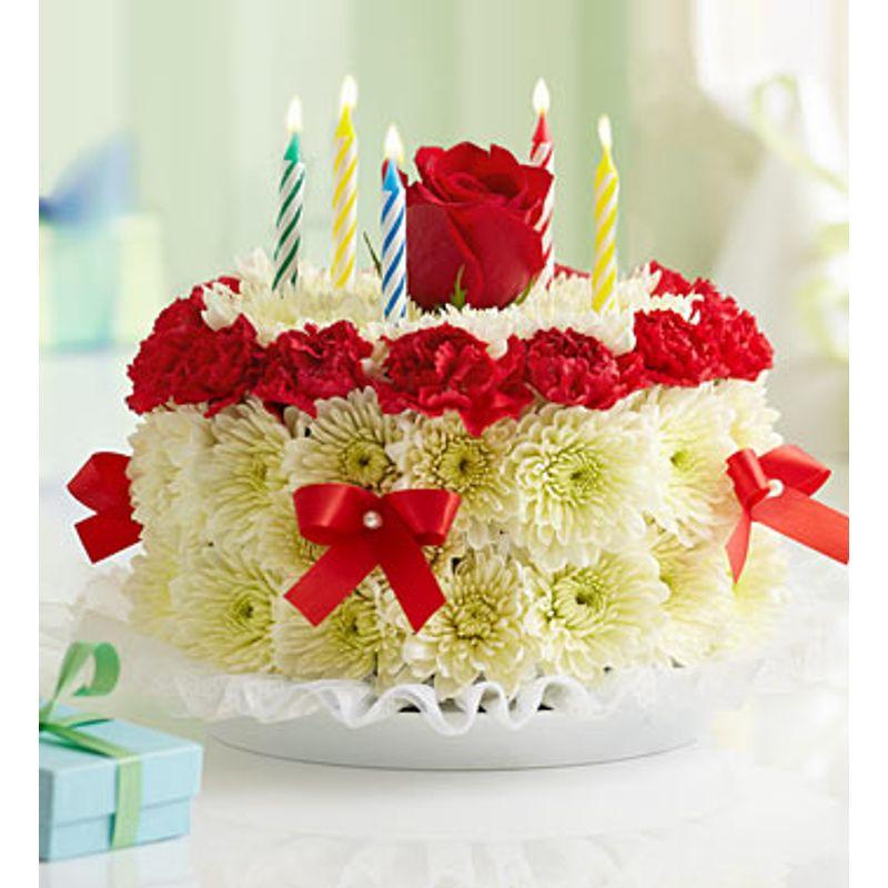 Happy Birthday Cake Rosebud Flower Shop Erie PA 16503