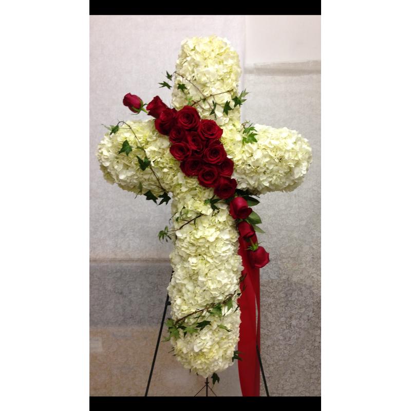 Christmas Tree Shops Union Nj: Hydrangea Cross Santos Florist