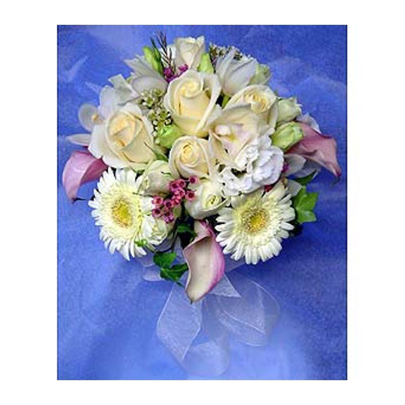 RACHEL BRIDAL BOUQUET Santos Florist