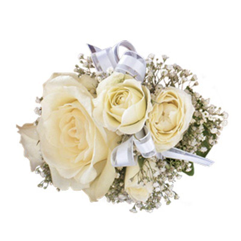 Standard Amp Spray Rose Wristlet Santos Florist Newark Nj