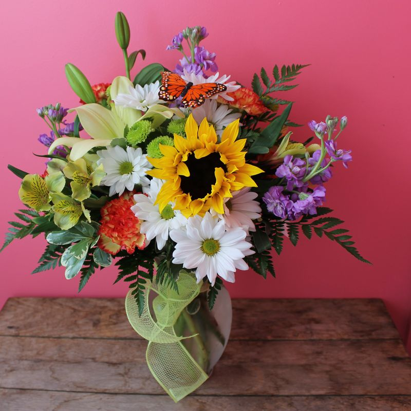 Spring Vase Mix Shearers Florist Hanover Pa