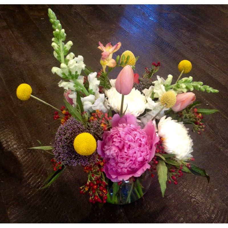 Small Spring Jh Flower Boutique Jackson Hole Wy 83001