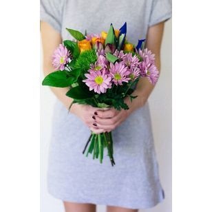 Small Monthly Flower Subscription