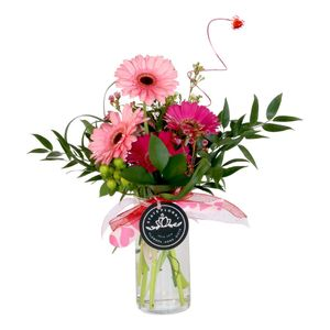 Gerber Daisy Mix in Starkville Mississippi, State Floral