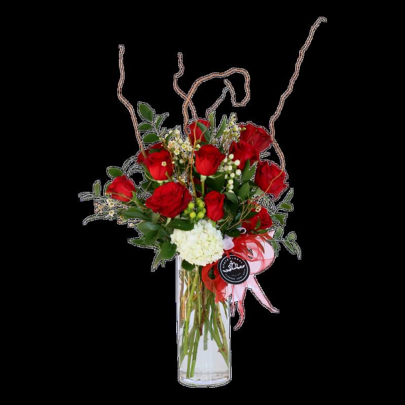 One Dozen Roses Starkville Top Quality Florist State Floral Flower