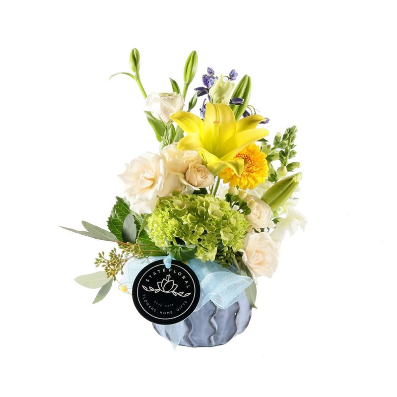 Celebrate Baby Boy Starkville Top Quality Florist State Floral