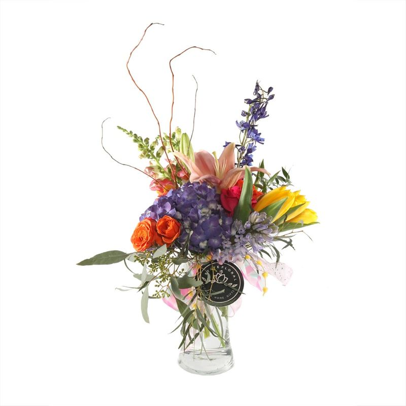Summer Mix Designer Flowers Starkville Top Quality Florist State