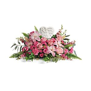 Sympathy And Funeral Flowers For The Home Special Touch Florist