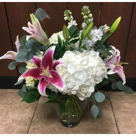 Winter Flowers Sunshine Designs Florist Pensacola Florida