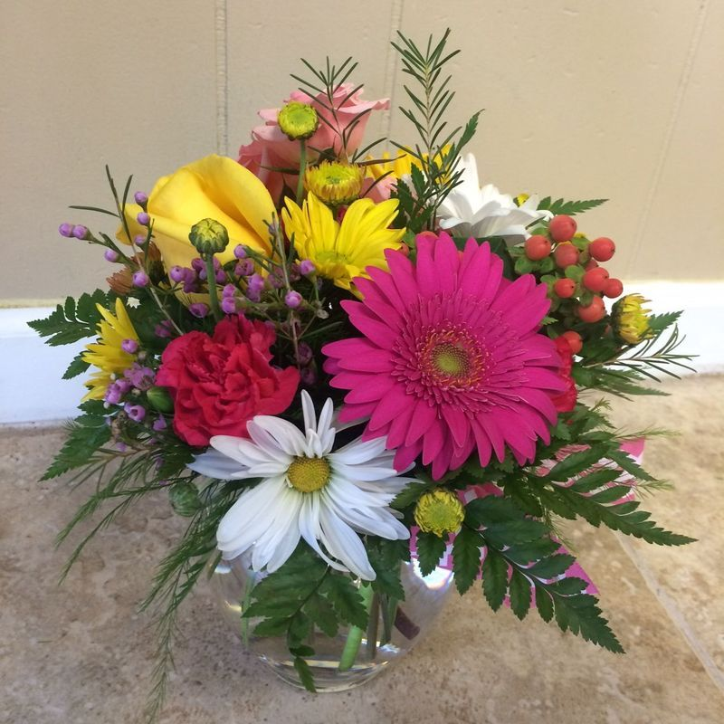 Lovely Day Bouquet Sunshine Designs Florist