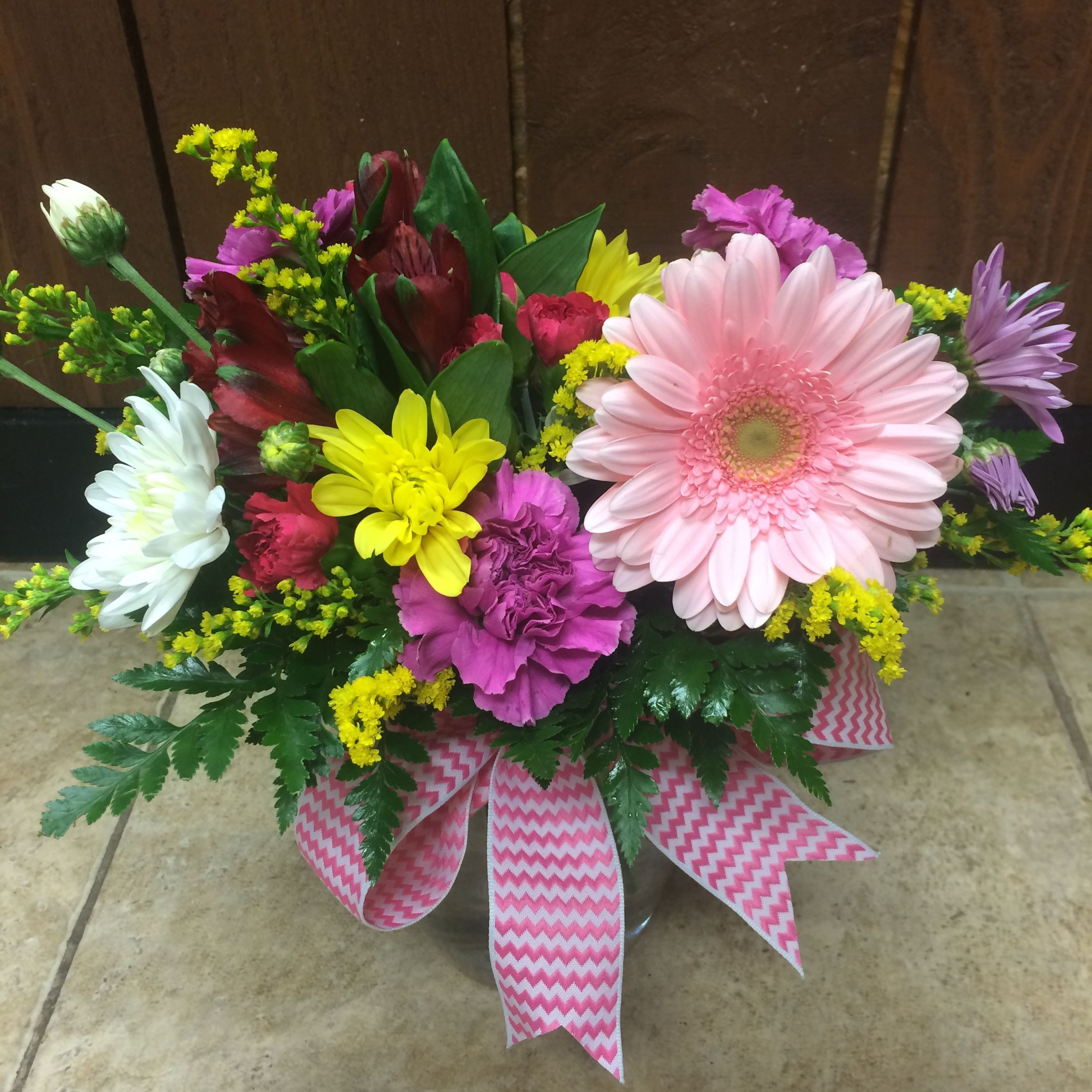 Lucky Lady Sunshine Designs Florist