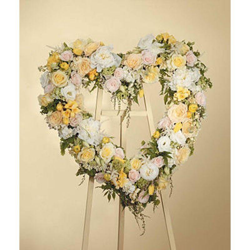 Open Heart Taylors Flowers Shop