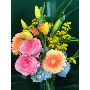 Pastel Accent In Millersville MD A Blooming Basket Flowers Gifts