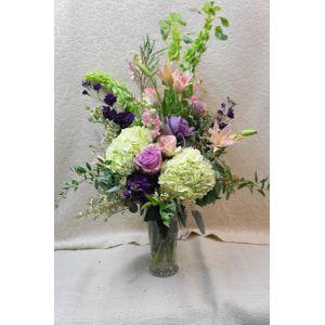 Garden Vase Arrangement In Canton Ohio The English