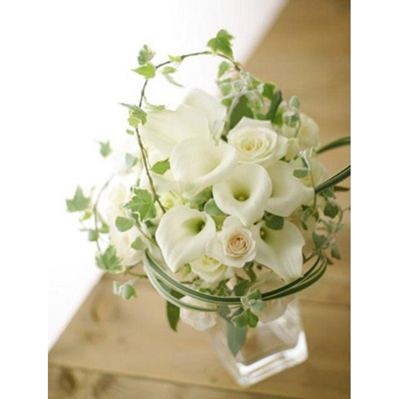 Calla Lilly Swirl Floral Art Jackson Wy 83001 Thefloralartist
