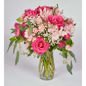 Pretty In Pink in San Marcos TX, The Floral Studio