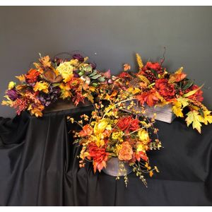 Wild root florist and gift shop silk fall centerpiece in spring hill tn wild root florist and gift shop mightylinksfo