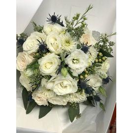 Wedding flowers the flower cottage of morgan hill serene elegance mightylinksfo