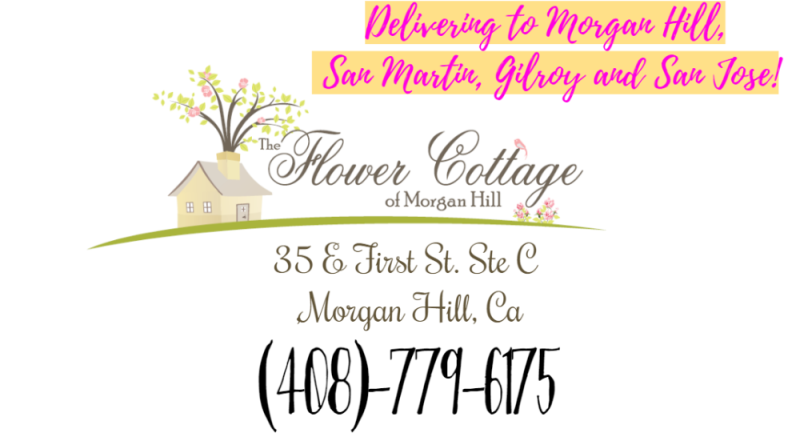 THE FLOWER COTTAGE OF MORGAN HILL