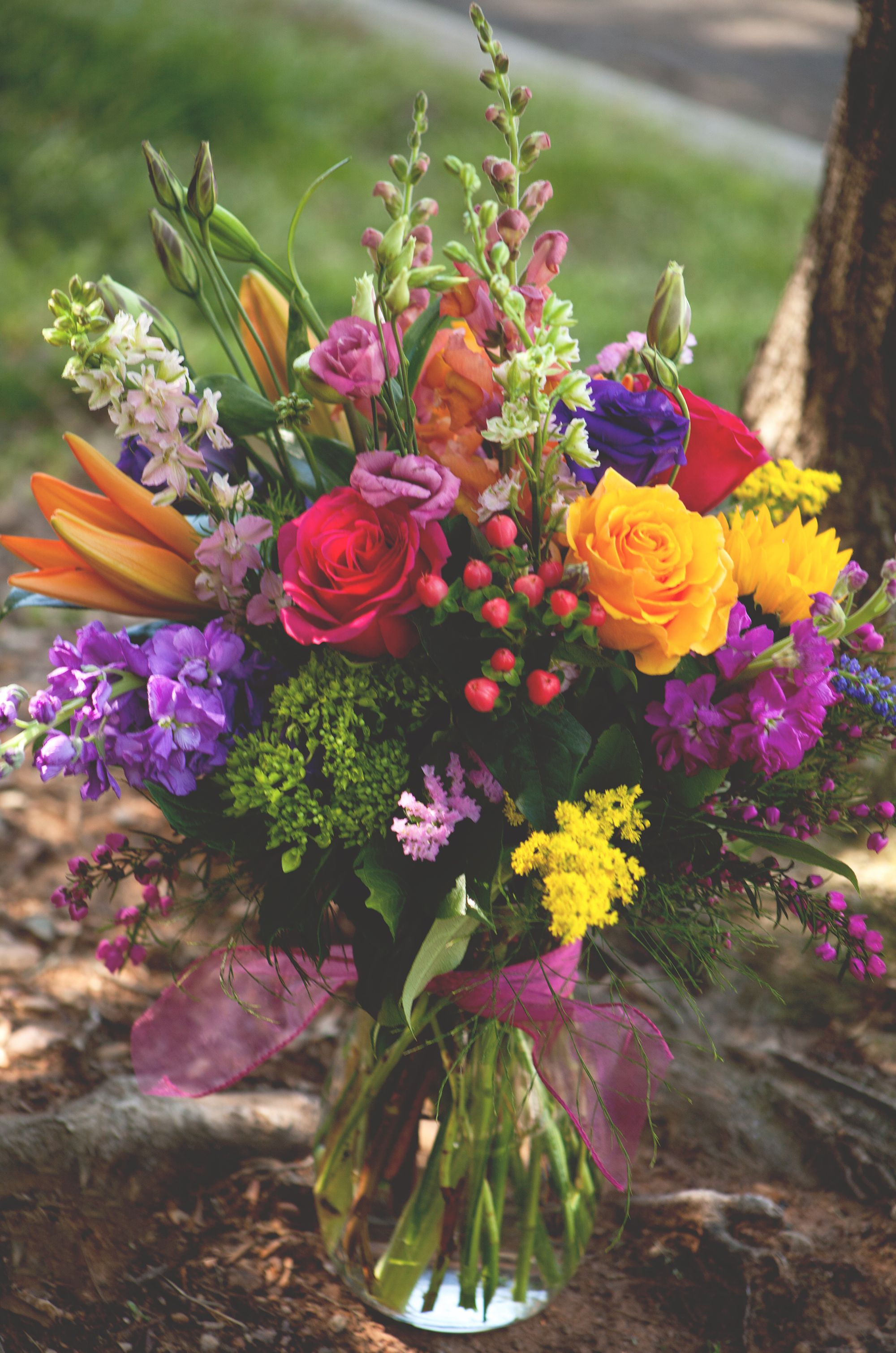 The Flower Cupboard Local Florist Wedding Flowers Cary Nc