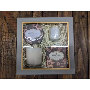 The Scented SOi Candle Gift Box In Seattle WA Trudys Floral Design