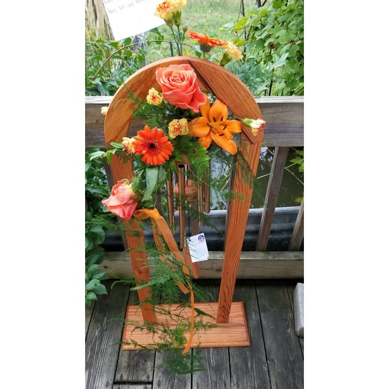 Wind Chimes Benzonia, Michigan Florist - Victoria's Floral Design