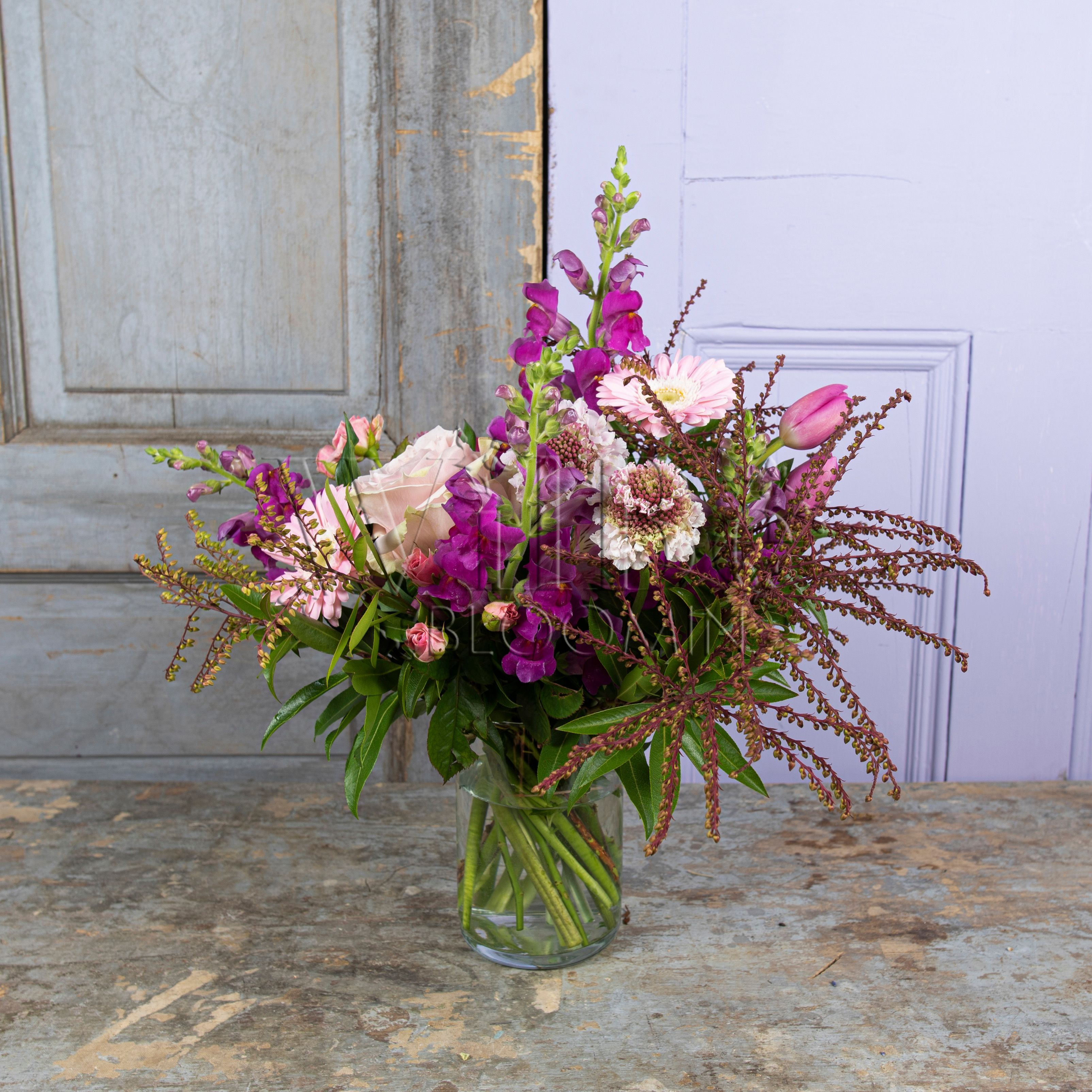 Wilbe Bloomin available for flower delivery in hospitals