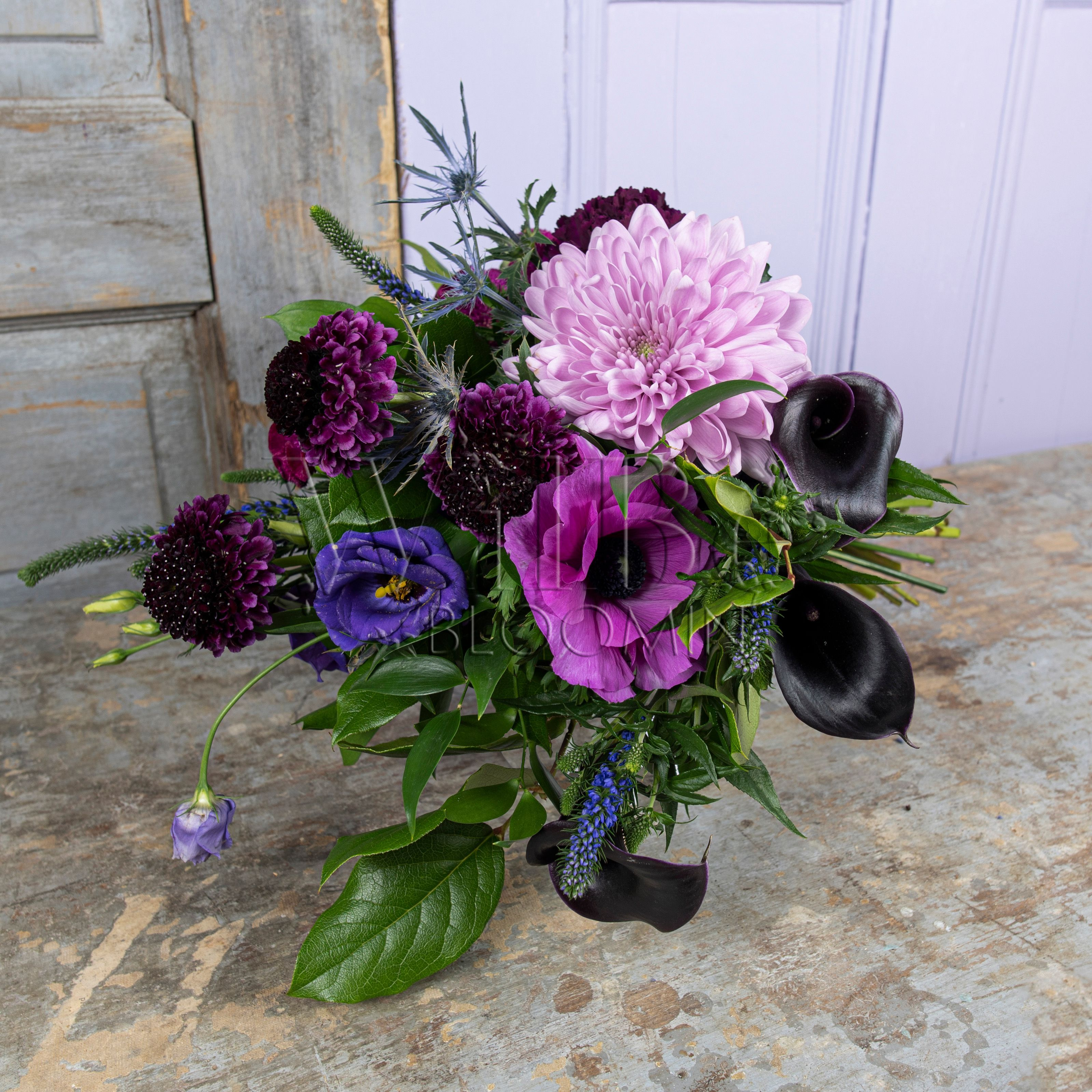 Wilbe Bloomin offering Mother's Day flowers and gifts arrangement
