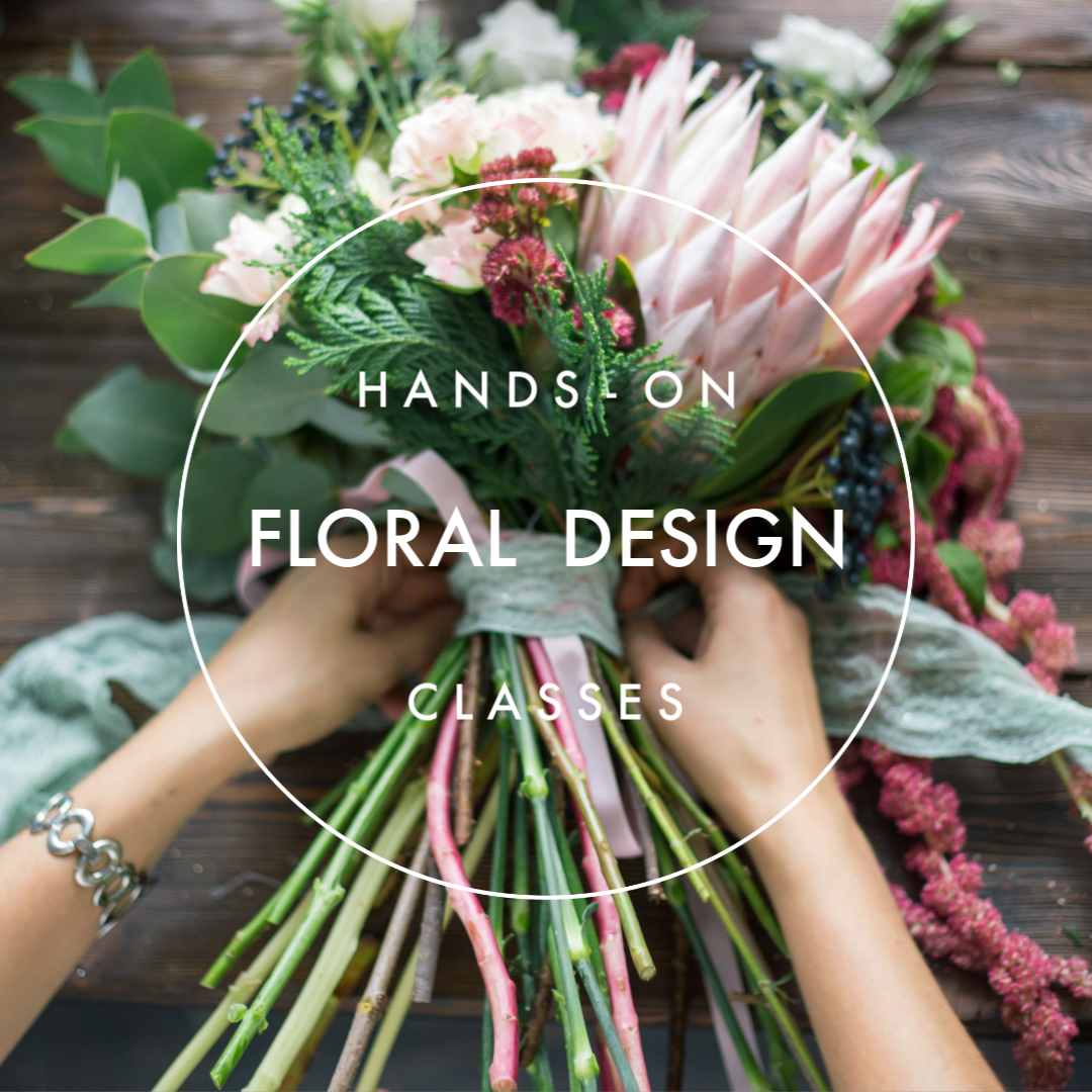 Floral Design Classes Wild By Nature Flowers Gifts More