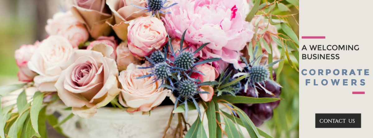 Corporate Flowers North Vancouver Florist Willow Florists