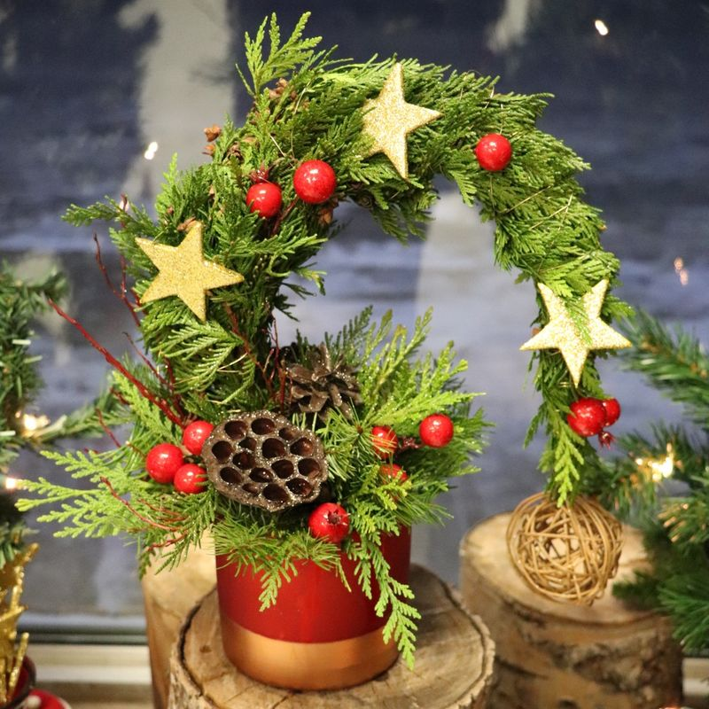 Christmas Grinch Decorations.Christmas Grinch Tree Winkler Florist Heide S Florist