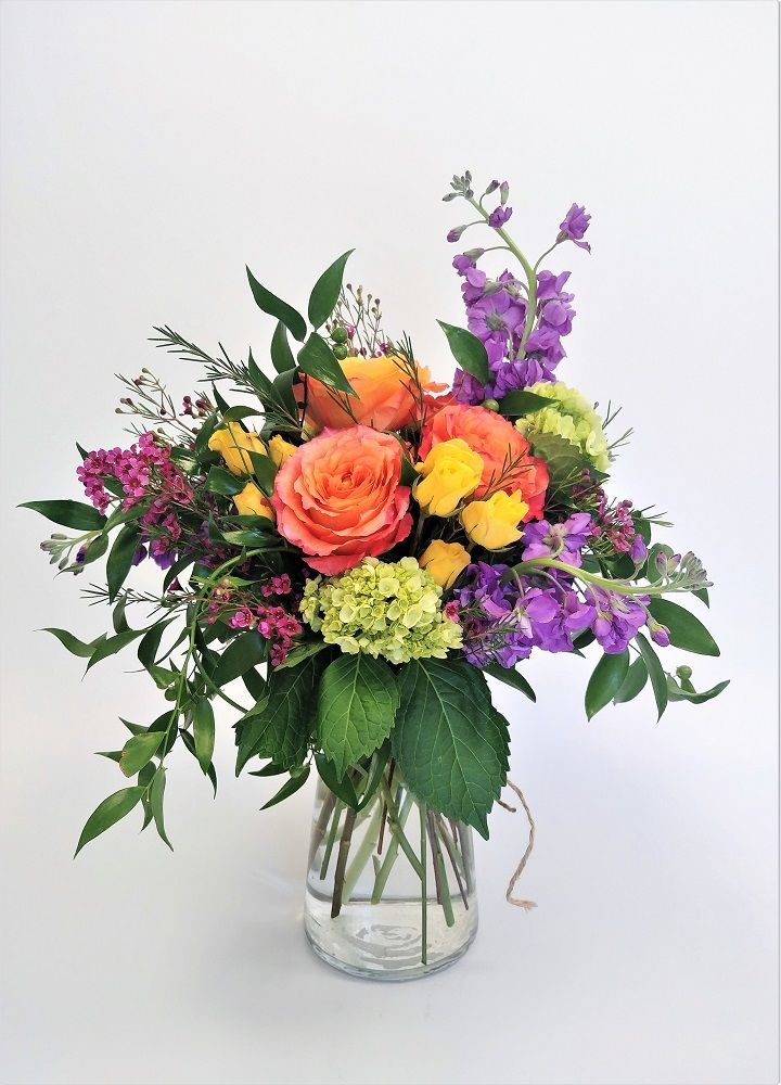 Perfect Day Bouquet Winter Springs Florist Local Flower