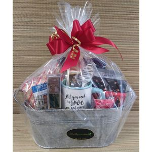 Coffee Basket in Fairview Pennsylvania, Naturally Yours Designs