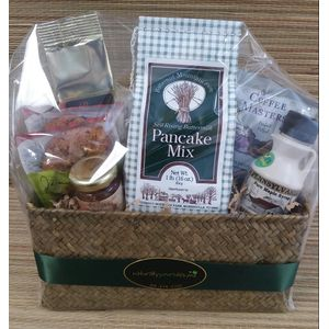 Breakfast Basket in Fairview Pennsylvania, Naturally Yours Designs