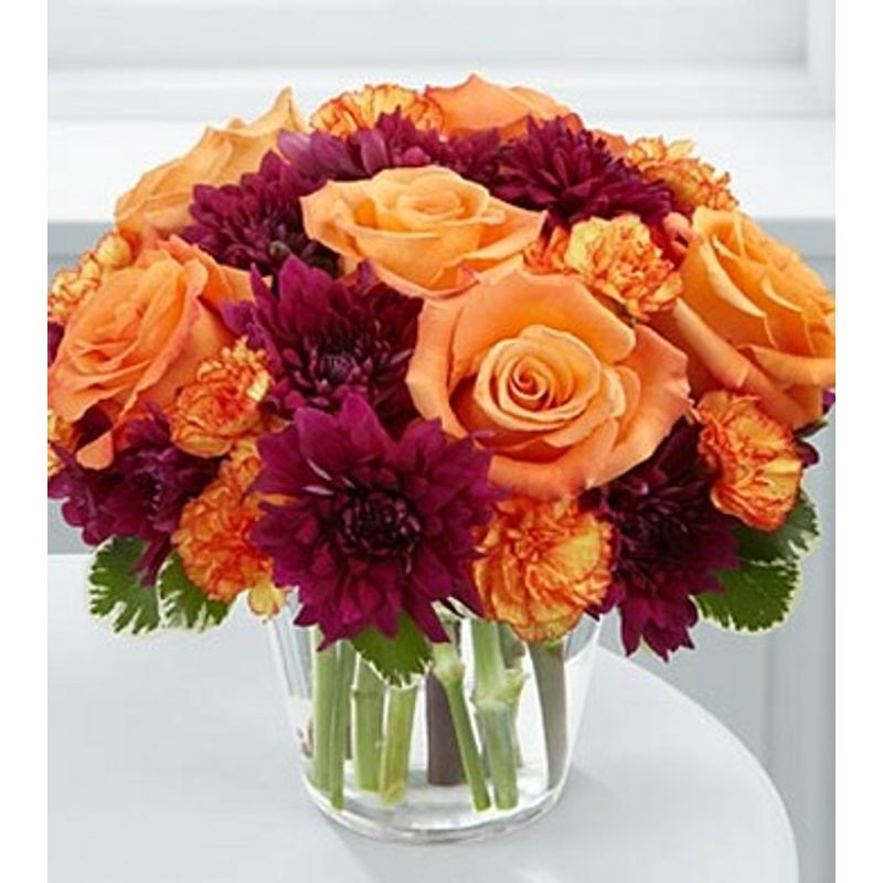 Ftd autumn treasures™ bouquet twigs flowers gifts