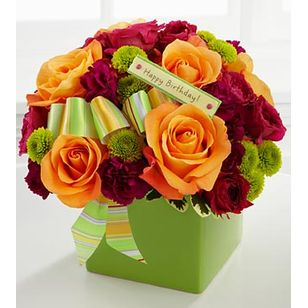 The FTDR Birthday Bouquet Hamilton ON Florist