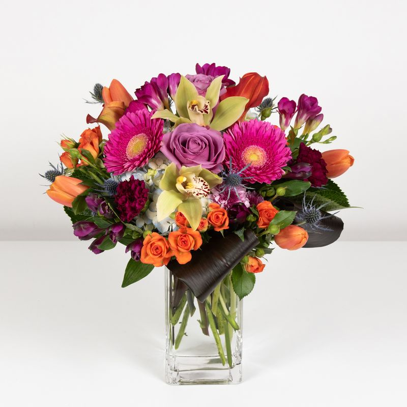 Bright Splendor Wild By Nature Flowers Gifts More