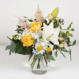 26c4945b39 Sympathy and Funeral Flowers Westport Florist: Amber Rose Floral ...