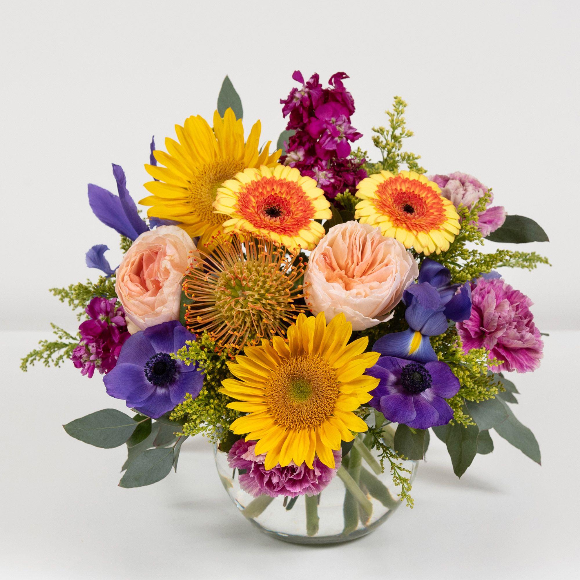 Burst Of Summer Wildwood Florist Petals Floral Design Local Flower Delivery Wildwood Nj 08260